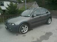 04 Rover 1.4 Streetwise 5 door Moted 13/08/2017 clean car ( can be viewed inside anytime)