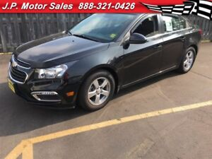 2016 Chevrolet Cruze LT, Automatic, Leather, Sunroof, Only 21, 0