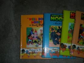 ORIGINAL NODDY BOOKS PRE PC WITH GOLLY AND BIG EARS