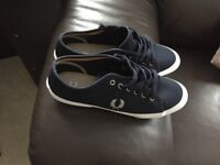 FRED PERRY SIZE 10 MENS -NEW