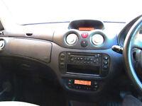 5 door Citroen C3 semi-automatic, MOT till August 2017