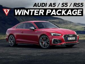 2019 - 2020 Audi A5 / S5 / RS5 Winter Tire & Wheel Package  - T1 MOTORSPORTS Ontario Preview