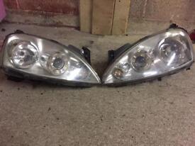 Headlight Corsa C