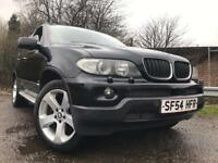 BMW X5 3L Diesel Automatic Long Mot Drives Well Cheap Big Car !!!