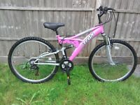 "Girls 26"" bycicle"