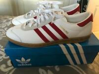 Adidas Hamburg Vienna Colourway Size 12 uk