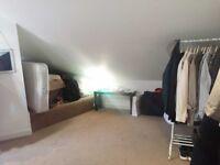 LOFT ROOM available for storage | Cambridge Heath (E2)