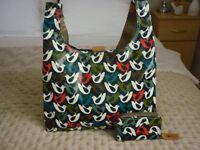 Orla Kiely handbag & purse never been used.