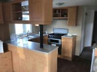 8 berth caravan for holiday rental Skegness southview