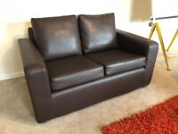 Pair of 2 Seater Sofas - Perfect Condition - Bargain!