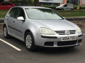 2005 VW GOLF 1.4 SE * PETROL * 5 DOOR * MOT * S/HISTORY * PART EX * DELIVERY *