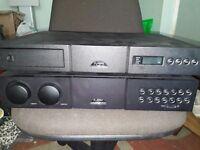 Naim , nait interigated amplifier and Naim CD5SI