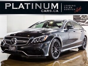 2015 Mercedes-Benz CLS-Class CLS63 AMG S-Model 4M