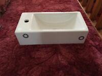 Sink- bathatore solo mini sink, still in box