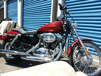 2006 Harley-Davidson xl1200 Custom *LOW MILES*