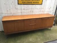 Mid century retro Portwood Sideboard on hairpin legs