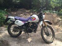 Suzuki ts125er 2002