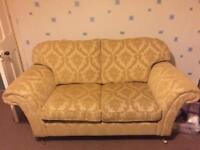 Two seater sofa (Laura Ashley)