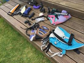 Windsurf accessories bundle