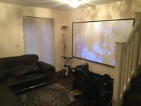 Two bed terraced house with own driveway