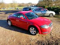 Audi TT Quattro (180bhp) - spares and repairs - excellent working condition - bodywork damage
