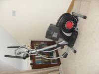 Gym Equipment Crosstrainer Olympus excellent condition pulse reading calorie counter etc