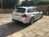 2009 BMW 325D 330D 335D M SPORT TOURING Auto paddel shift 3.0 fully loaded