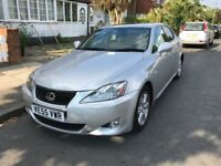 lexus is 250 full service history m.o.t automatic