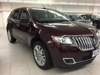 2011 LINCOLN MKX FULL EQUI.