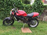 Cagiva planet 125 2004 complete import project with nearly complete planet of sparse