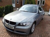 BMW 320D SE Touring 2006, 5 Door, Diesel, Manual