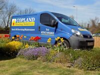 "COPLAND HEATING SOLUTIONS ......""GAS AND OIL"" service maintence breakdowns."