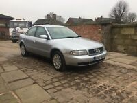 1998 AUDI A4 1.9 TDI SE MUST BE SEEN STUNNING NOT FINED CLEANER ONE RETRO 50MPG