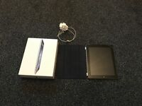 BLACK IPAD WIFI AND CELLULAR (3RD GENERATION) FOR SALE- 32GB COMES WITH BOX AND CHARGER