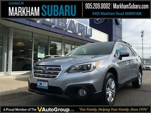 2015 Subaru Outback 2.5i - SOLD!!!