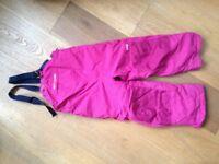 Girl ski trouser Helly Hansen