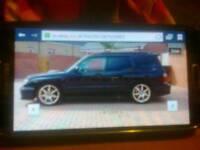 Subaru forrester sti/stb