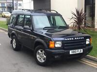 LAND ROVER DISCOVERY 2.5 TD5 ES AUTOMATIC 7 SEAT