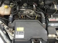 Ford Focus tdci 1.8 diesel manual engine