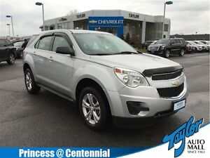 2012 Chevrolet Equinox LS | FWD | Alloys|Bluetooth Kingston Kingston Area image 1