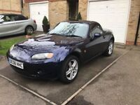MAZDA MX5 OPTION PACK ELECTRIC HARD TOP SERVICE HISTORY 07379189143