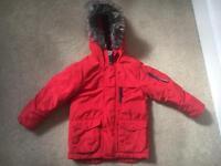 Next boys winter coat age 4