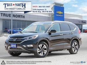 2016 Honda CR-V Touring AWD - POWER SUNROOF