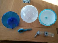 Nice Selection of Small Pet Accessories - Hamster/ Gerbil/ Mice
