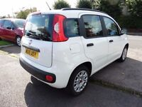 Fiat Panda EASY (white) 2015