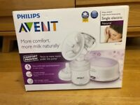 Avent comfort electric breast pump
