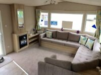 NEW STATIC CARAVAN FOR SALE NORTH WALES - SITED TY MAWR - TOWYN