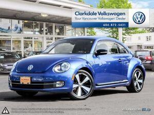 2014 Volkswagen Beetle Coupe Sportline