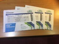 Concert Tickets ~ Olly Murs