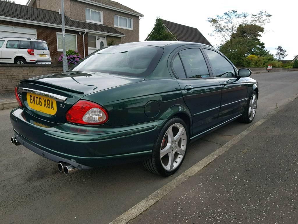 2006 Jaguar X Type premium sport